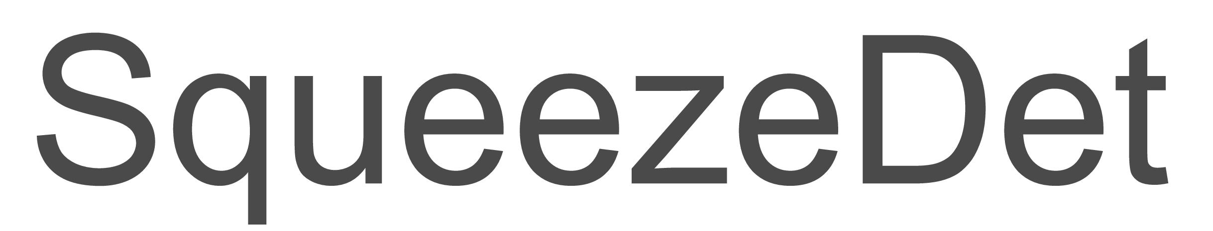 SqueezeDet